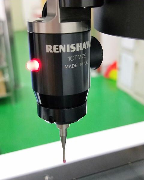 Renishaw Probe